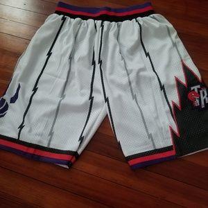 Toronto Raptors Basketball Shorts